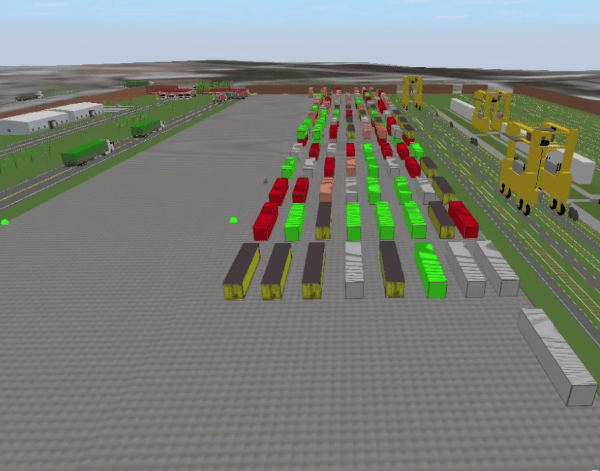 simulation in logistics and supply chain Supply chain simulation software makes it easy to define and communicate the intricacies of a complex supply chain more about logistics simulation.