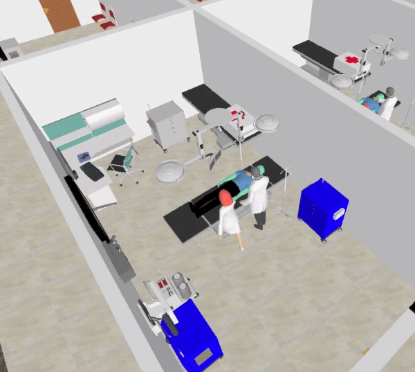 Emergency Department (ED) Simulation Model