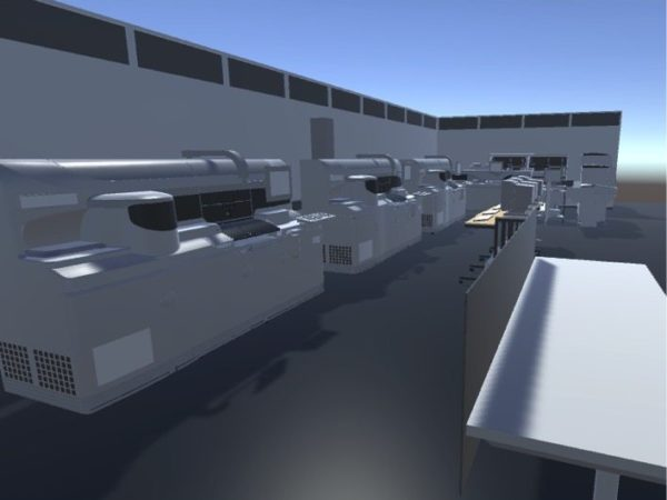Diagnostic Laboratory Virtual Environment