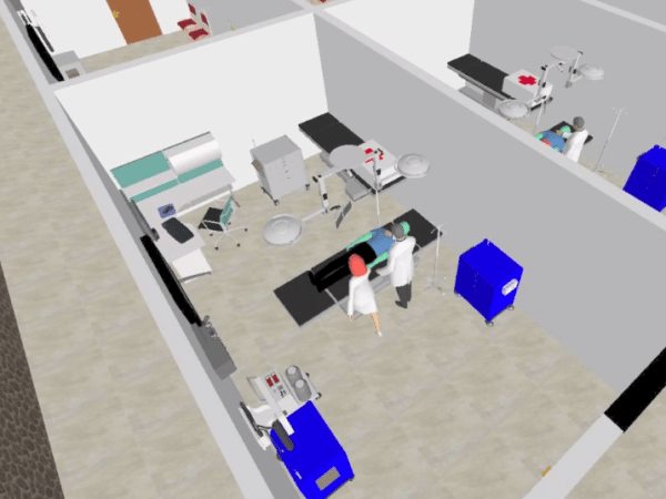 Emergency Department (ED) Simulation Model