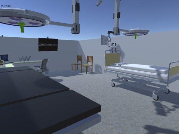 Emergency Department Virtual Environment