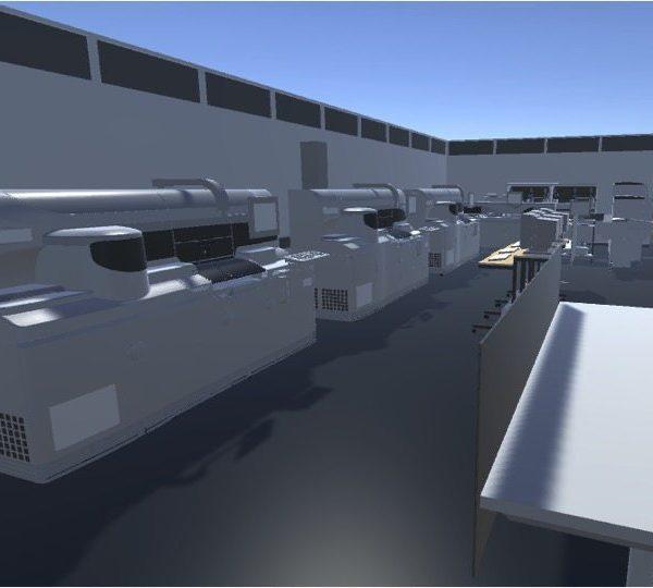 Diagnostic Laboratory Virtual Environment